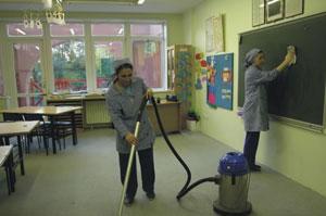 adana okul temizligi